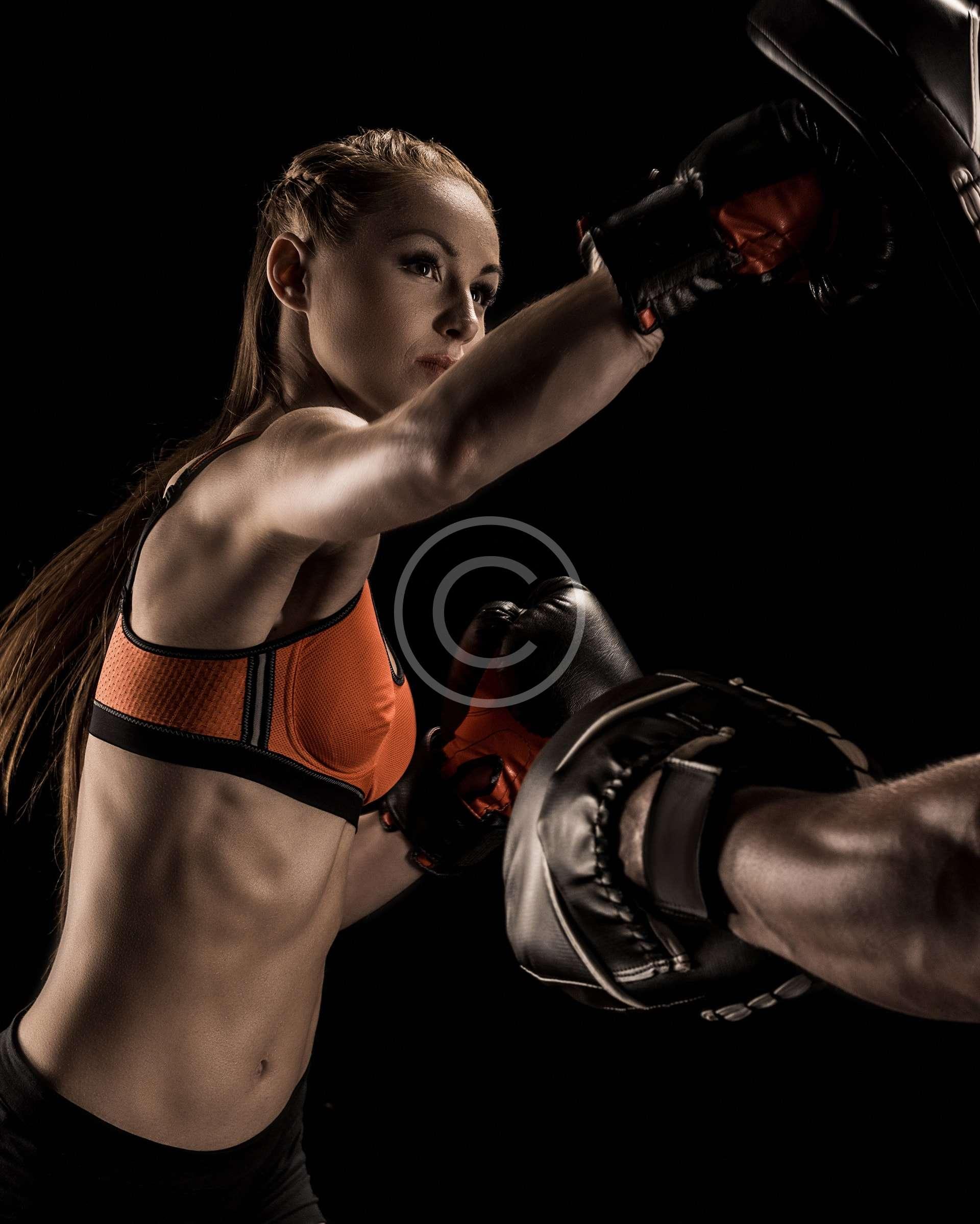 Women`s Boxing